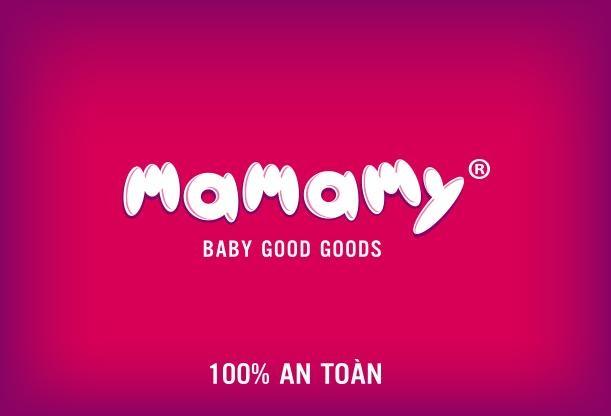 Slogan thương hiệu Mamamy - Mamamy Baby Good Goods - Tất cả những thứ Mamamy làm ra đều tốt cho trẻ em