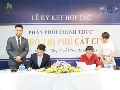 MSH trở thành đơn vị phân phối chính thức của Phú Cát City
