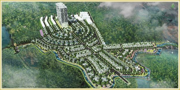 Phú Cát City hứa hẹn sẽ có những bước tiến dài trong năm 2018
