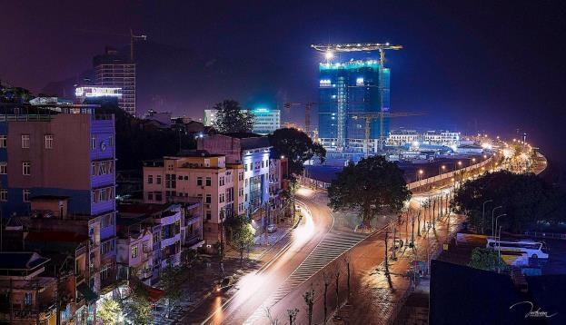 Hạ Long sẽ sở hữu hệ thống hạ tầng hiện đại nhất miền Bắc (Ảnh: Quảng Ninh Skyline)