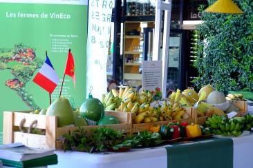 VinEco gây ấn tượng tại chợ đầu mối lớn nhất thế giới - 3