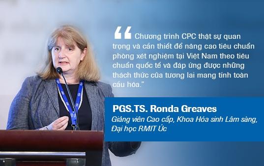 Đánh giá của chuyên gia nước ngoài về ý nghĩa CPC đem lại.