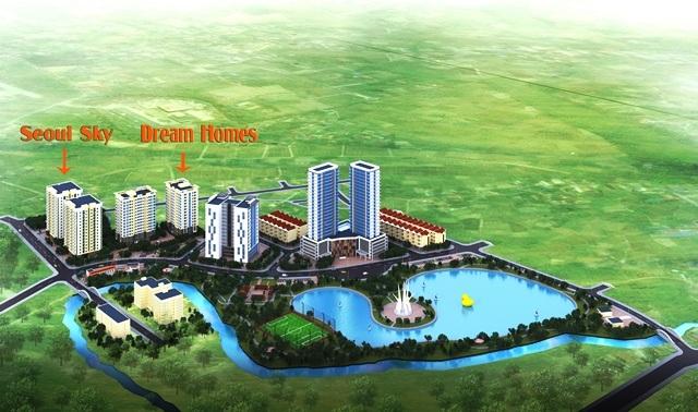 Tổng quan Dự án Khu đô thị thông minh TBCO RIVERSIDE Thái Nguyên do Công ty Cổ phần Tập đoàn Tiến Bộ (TTB Group) làm chủ đầu tư