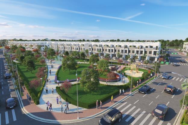 Khu đô thị thương mại Viva Park tại Trảng Bom, Đồng Nai được giới thiệu vào quý 3/2018. Bất động sản tại Đồng Nai tăng giá nhờ đề án quy hoạch vùng TP.HCM Bất động sản tại Đồng Nai tăng giá nhờ đề án quy hoạch vùng TP.HCM img20180830150657512 00af3
