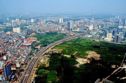 Thị trường bất động sản phía Nam nhận được sự tích cực từ hạ tầng – nguồn internet