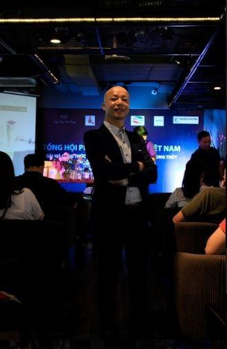 Chân dung Lê Viết Quý – người sáng lập cộng đồng Tổng hội pha chế đồ uống Việt Nam