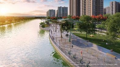 """Đại đô thị Vincity được xây dựng theo mô hình """"Singapore và hơn thế nữa"""""""