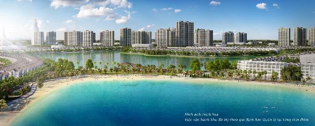 """Chỉ cần chi trả từ 3,9 triệu đồng/tháng, khách hàng sẽ dễ dàng sở hữu căn hộ """"cận biển, kế hồ"""" tại thành phố đại dương VinCity Ocean Park"""