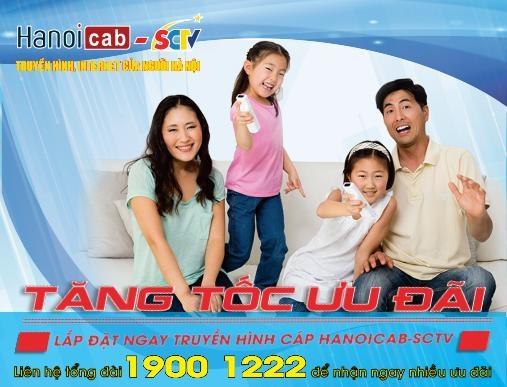 Truyền hình cáp Hanoicab – SCTV – Hợp tác để phục vụ tốt hơn - 2