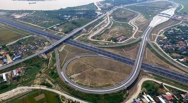 Cao tốc Hải Phòng - Hạ Long thông xe, rút ngắn lộ trình di chuyển Hạ Long - Hà Nội chỉ còn 90 phút