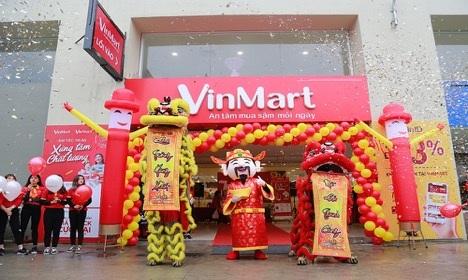 """23 siêu thị Fivimart cũ đã hoàn toàn """"lột xác"""" thành VinMart"""