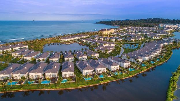 Thị trường bất động sản ven biển đón nhận nguồn vốn đầu tư lớn (nguồn: Vinpearl Phú Quốc)