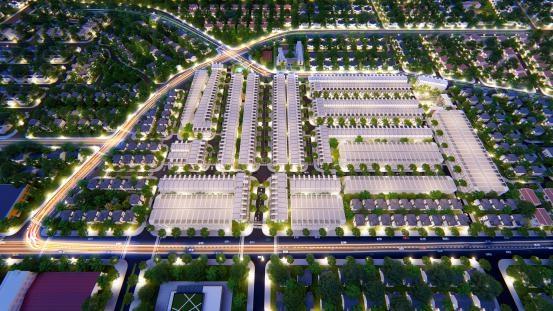 Dự án đất nền The Sun City – điểm sáng mới của thị trường BĐS Bình Dương.