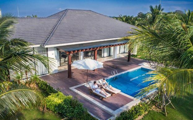 Uy tín của Vingroup đảm bảo việc đầu tư bất động sản nghỉ dưỡng Vinpearl - Ảnh 1.
