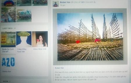 Bôi nhọ người khác trên Facebook, một nghệ sĩ nhiếp ảnh bị xử phạt - 1
