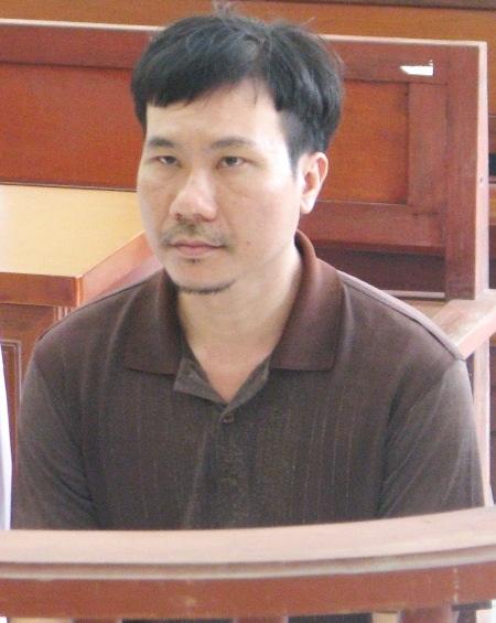 Nguyên Điều tra viên Nguyễn Hoàng Quân bị phạt 1 năm 6 tháng tù.