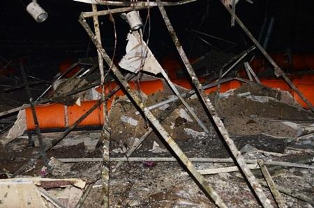 Cháy lớn tại Trung tâm Văn hóa tỉnh, nhiều đoàn nghệ thuật hoảng loạn - 2