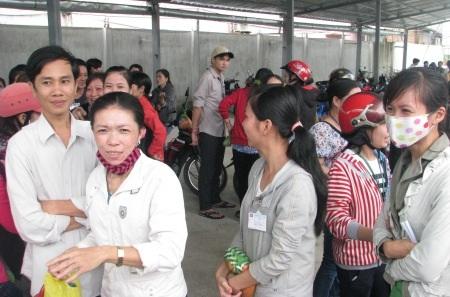 Đến năm 2020, tỉnh Cà Mau phấn đấu giải quyết việc làm cho 190.000 người. (Ảnh minh họa)
