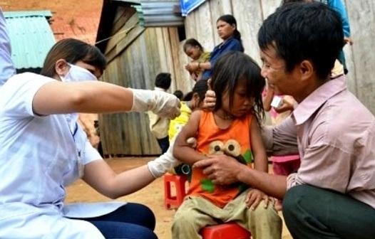 Dịch bạch hầu đã xảy ra tại Bình Phước vào tháng 7 khiến 3 người chết