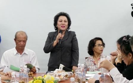 Bà Kim Chi khẳng định khủng hoảng thông tin đã ảnh hưởng đến thương hiệu nước mắm Việt Nam trên toàn cầu