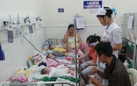 Tình trạng quá tải tại hai bệnh viện nhi hiện nay sẽ có lối thoát khi bệnh viện Nhi Đồng thành phố đi vào hoạt động