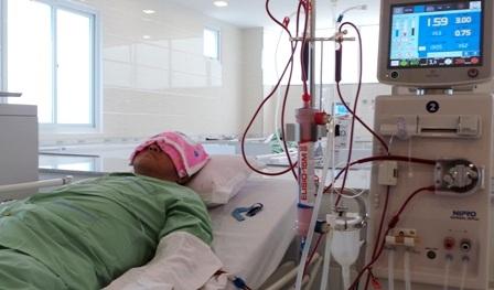 Đa phần người bệnh nằm viện không quan tâm đến dinh dưỡng mà chỉ nghĩ đến thuốc, phẫu thuật...