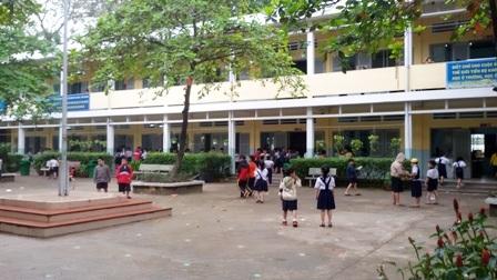 Số trẻ mắc quai bị tại trường Tiểu học Tân Xuân đã tăng lên 25 ca