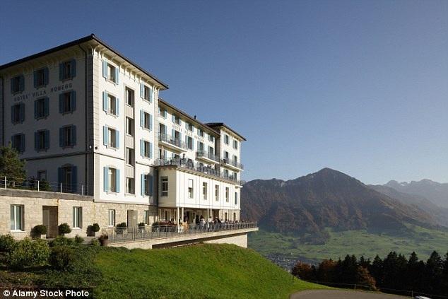 Khách sạn Villa Honegg ở Thụy Sỹ