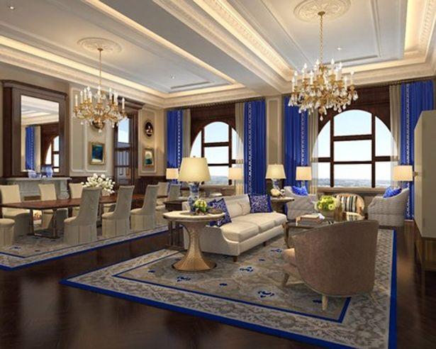 Phòng của Tổng thống