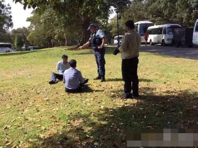 Cảnh sát Australia bắt giữ 2 vị khách Trung Quốc vì tiểu tiện bừa bãi