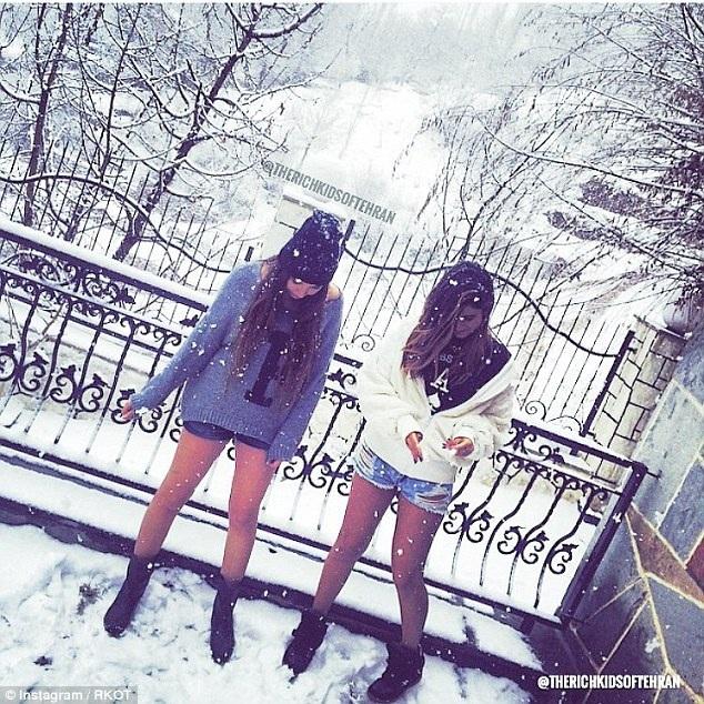 Đến các nước xứ lạnh để tận hưởng mùa đông