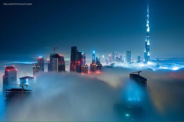 Khoảnh khắc ấn tượng và thịnh vượng của Dubai
