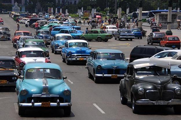 """Đường phố Cuba - """"bộ sưu tập"""" khổng lồ những cỗ xe cổ - 8"""