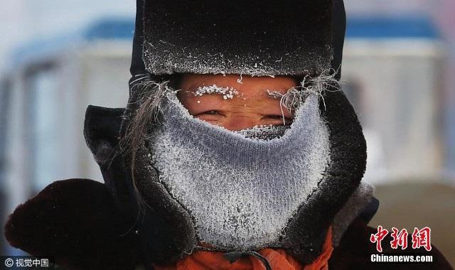 Cuộc sống người dân Hulunbuir đảo lộn trong những ngày rét kỷ lục