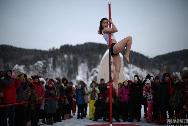 Kể từ năm 2012 tới nay, làng Beiji luôn là điểm dừng chân của các vận động viên múa cột chuyên nghiệp