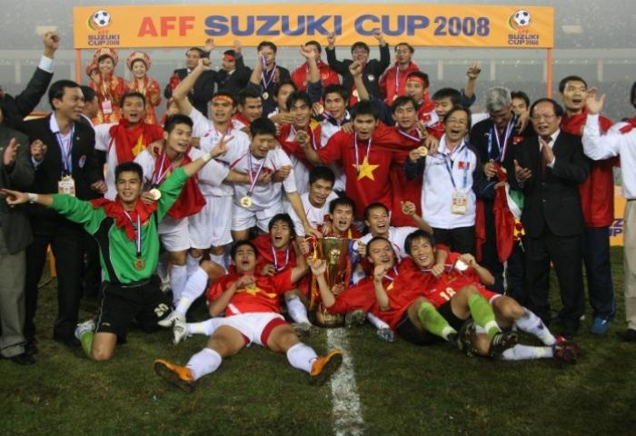 Hình Ảnh Đội Tuyển Việt Nam Đăng Ở Aff Cup 2008 Là Một Trong Những Hình
