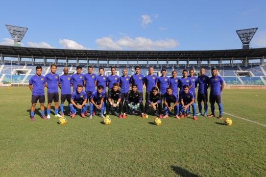 Malaysia tại sân Thuwunna ở Yangon (Myanmar)