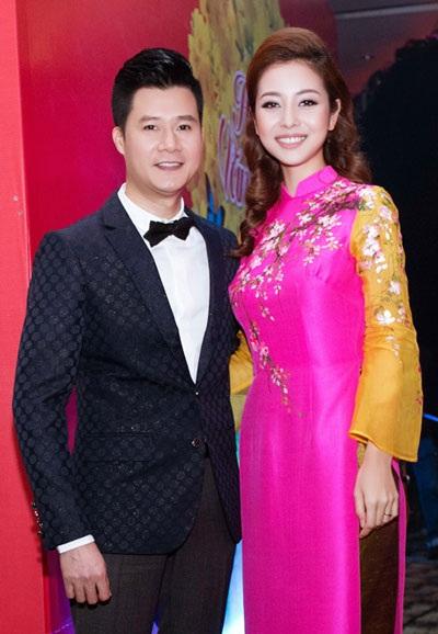 Dù đã chia tay nhưng Quang Dũng vẫn luôn trân trọng, duy trì mối quan hệ tốt với người vợ cũ, hoa hậu Jennifer Phạm.