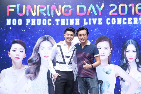 Đại nhạc hội FunRing Day 2016 – Noo Phước Thịnh Live Concert - 7