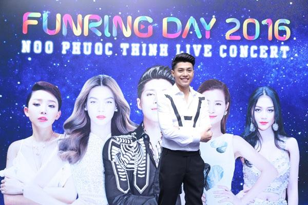 Đại nhạc hội FunRing Day 2016 – Noo Phước Thịnh Live Concert - 6