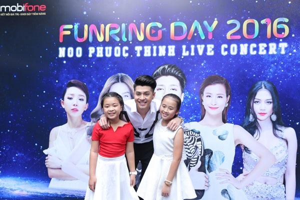 Đại nhạc hội FunRing Day 2016 – Noo Phước Thịnh Live Concert - 4