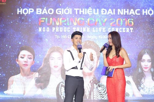 Đại nhạc hội FunRing Day 2016 – Noo Phước Thịnh Live Concert - 3