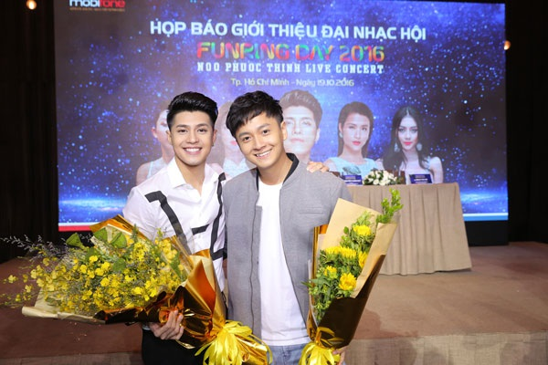 Đại nhạc hội FunRing Day 2016 – Noo Phước Thịnh Live Concert - 2