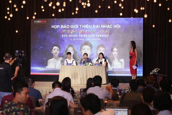 Đại nhạc hội FunRing Day 2016 – Noo Phước Thịnh Live Concert - 8