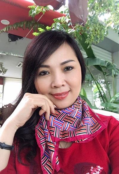 NSND Thái Bảo vẫn giữ được nét đẹp mặn mà theo năm tháng.