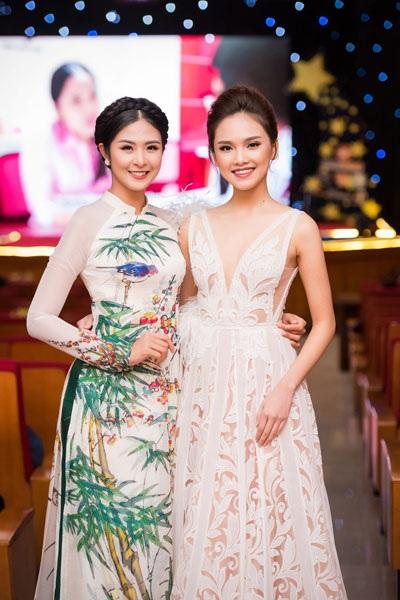 Tố Như khoe sắc bên hoa hậu Ngọc Hân - 6