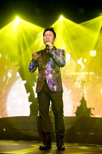Ca sĩ Bằng Kiều cũng được mời tham dự.