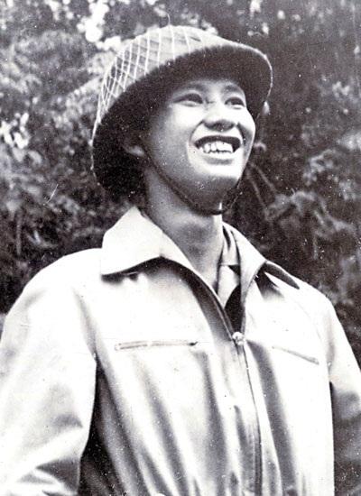 Nhạc sĩ Phạm Tuyên thời trẻ. (Ảnh: Hồng Tuyến)
