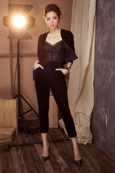 Sau thời gian im ắng vì những ồn ào chuyện cá nhân, Hoa hậu Kỳ Duyên bất ngờ xuất hiện trở lại với thần thái vừa cá tính vừa nữ tính.