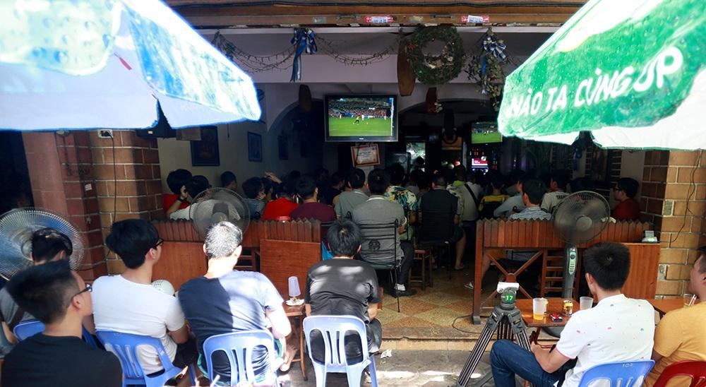 Niềm vui chỉ kéo dài được 7 phút, trước khi U23 Myanmar nâng cách biệt lên 2 - 1
